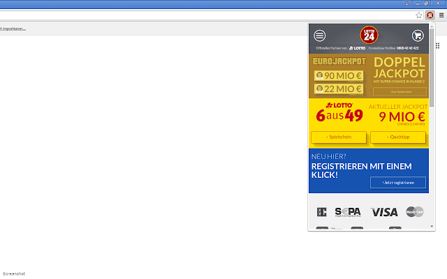 Lotto24.de - Der Lotto-Kiosk im Internet