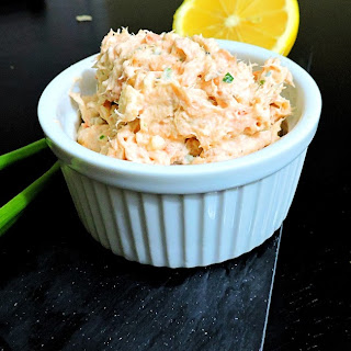 Smoked Salmon and Sablefish Dip.