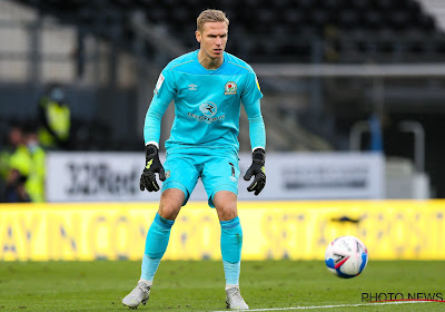 Thomas Kaminski élu joueur de la saison à Blackburn Rovers