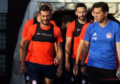 Qualifications à la Champions League: l'Olympiakos de Hasi, Vadis et Carcela fait le boulot à Belgrade