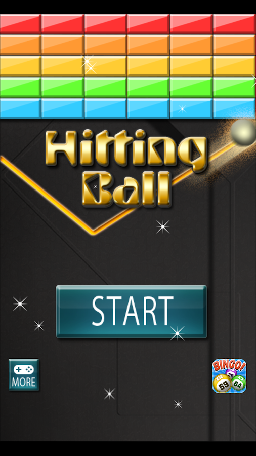 Hitting Ball- screenshot