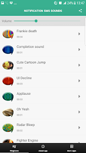Notification SMS Sounds- screenshot thumbnail