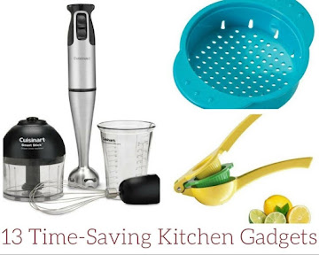 13 Time-saving Kitchen Gadgets Recipe