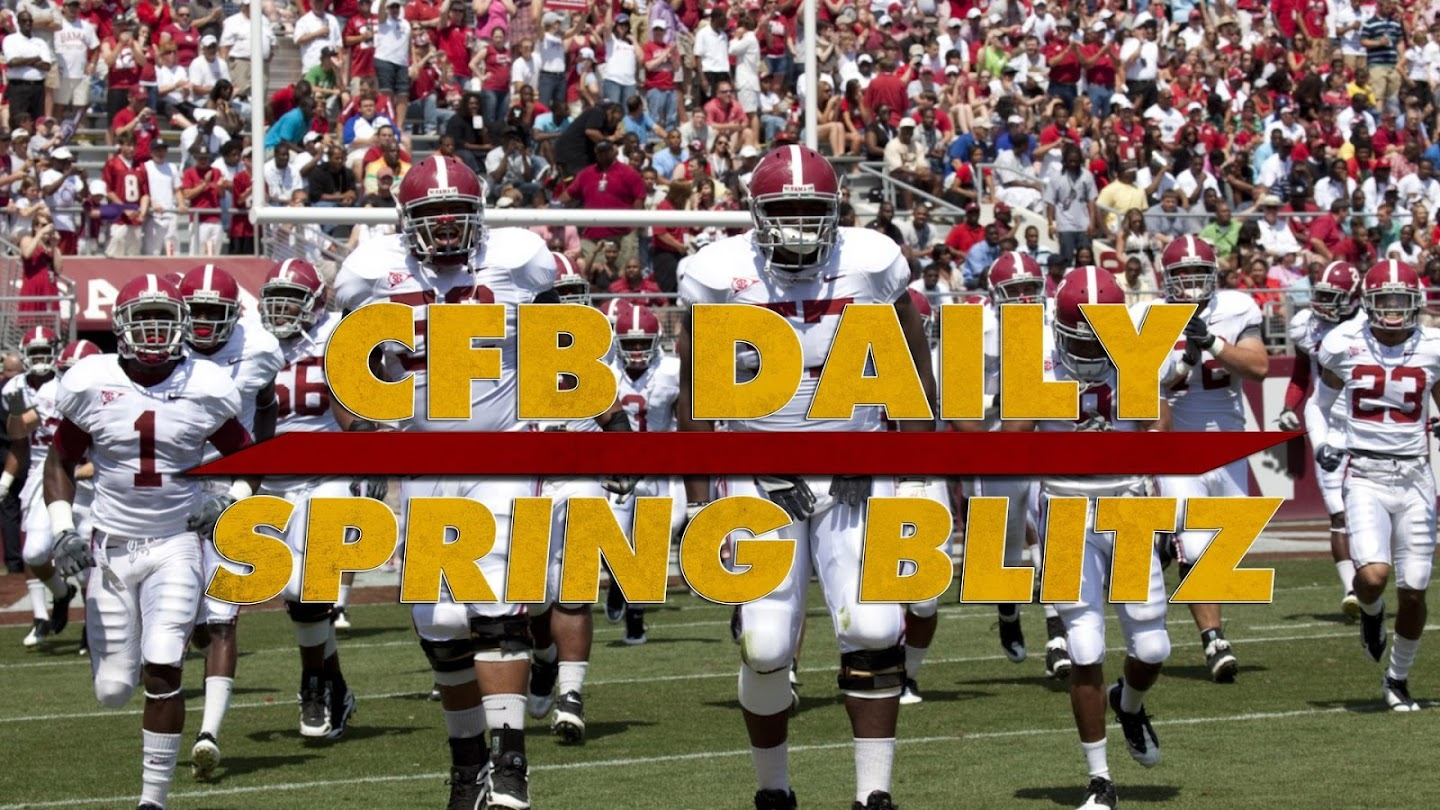 Watch CFB Daily: Spring Blitz live