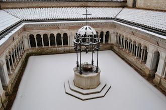 Photo: Con la neve...