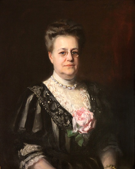 Louisa Knapp Curtis (1852-1910)