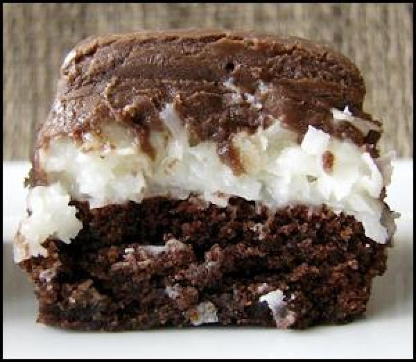 Almond Joy Brownies Recipe