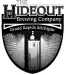Logo for Hideout Brewing Co.