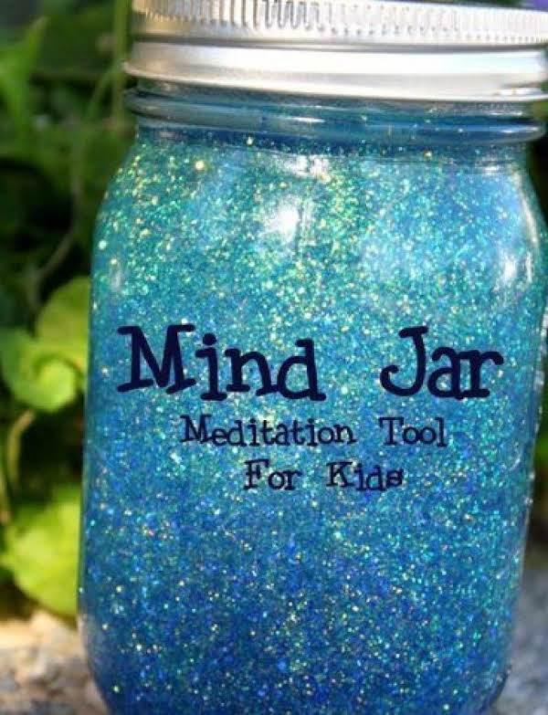 Meditation Jar Recipe