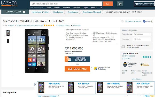 PricePony Indonesia