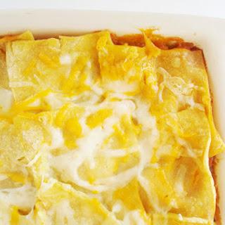 Chicken Tortilla Bake