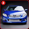 Corolla GLI : Modern Car Extreme Drift & Stunts icon
