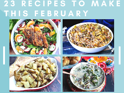 23 Recipes to Make This February