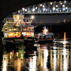 ~The Delta Queen~ by Kim Welborn - Transportation Boats ( nikon d700 )