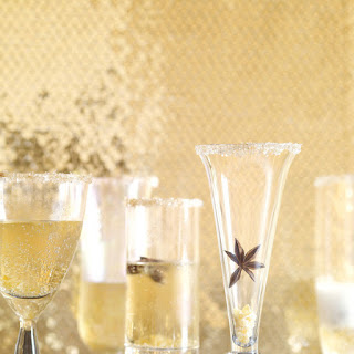 Ginger Champagne Cocktail