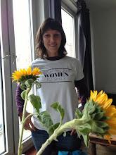 Photo: SSH Board Member Liz Bolton in France