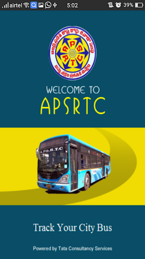 APSRTC City Bus Live Track  screenshots 1