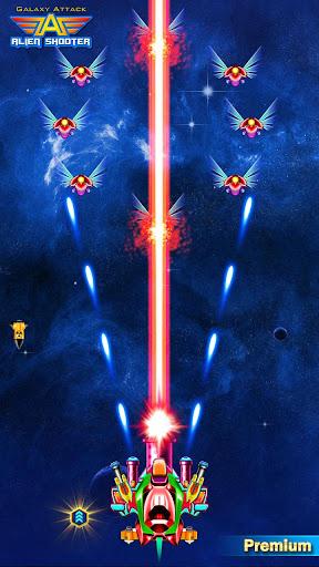 Galaxy Attack: Alien Shooter (Premium) screenshots 3