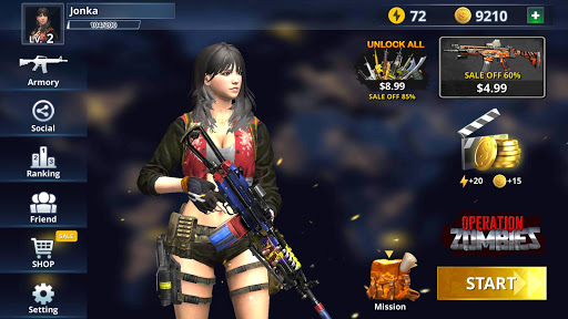 GO Strike : Online FPS Shooter screenshots 20