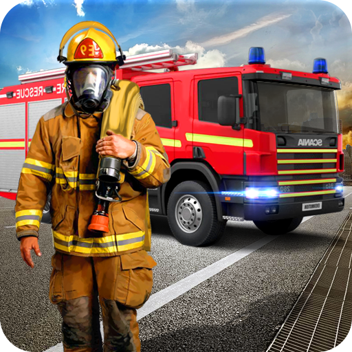 Fire Truck Emergency Rescue (game)