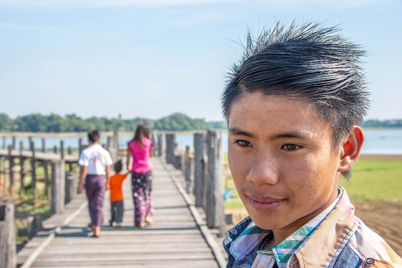 Myanmar, 2015. di Cristhian Raimondi
