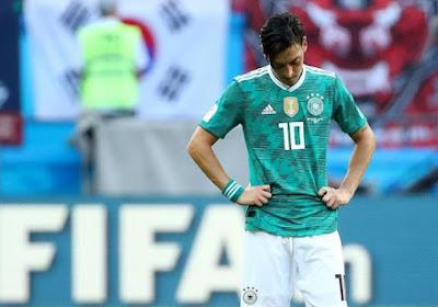 """Sead Kolasinac croit en Mesut Özil : """"Il reste motivé et se donne à fond à chaque entrainement"""""""