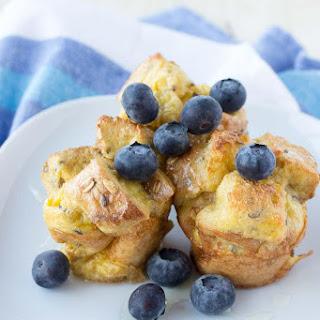 French Toast Vanilla Muffins Recipe
