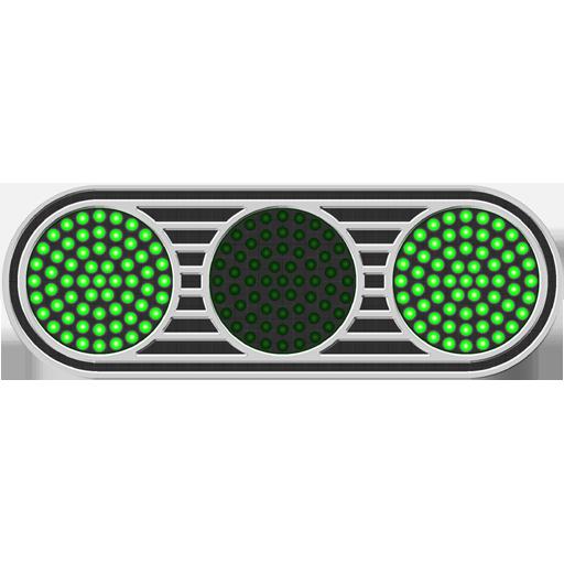 トラック太郎(スピードメーター付き速度表示灯) 遊戲 App LOGO-硬是要APP