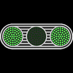 トラック太郎(スピードメーター付き速度表示灯)