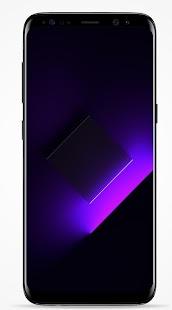 Galaxy S9 Wallpapers, 4k Amoled - Darknex Pro 💎 Screenshot