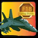F18 Flying Stunts icon