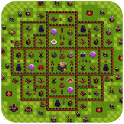 Strategy Coc Base Layout