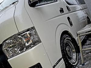 ハイエースバン  H31 S-GL ダークプライム2のカスタム事例画像 SMILE Gさんの2020年09月13日13:13の投稿
