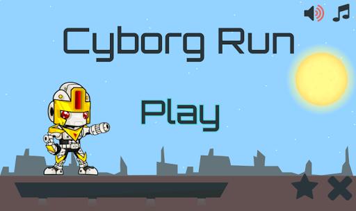 Cyborg Run