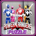Power Rangers jigsaw game icon