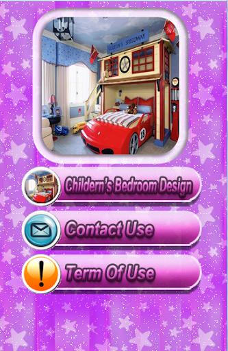 玩免費書籍APP|下載儿童卧室装饰设计 app不用錢|硬是要APP