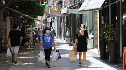 Almería: los 193 positivos por coronavirus de hoy se reparten en 25 pueblos