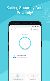 X-VPN - Free Unlimited VPN Proxy Screenshot