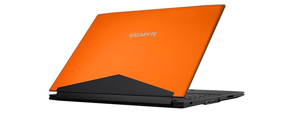 [Computex 2016] Gigabyte Aero 14: Laptop chơi game mỏng & nhẹ, Core i7, GTX 970M, pin 10h, dưới 2 kg