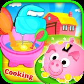 Tải Game Delicious Art Piggy Cake
