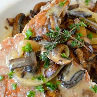 Crock Pot Pork Chops In Mushroom Gravy Recipes