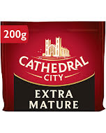 Cathedral City Extra Mature Cheddar 200 g