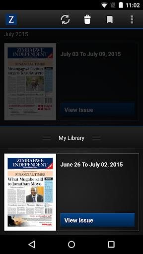The Zimbabwe Independent  screenshots 2