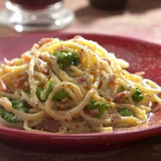 Healthy Chicken Carbonara Pasta Recipes