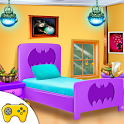 Halloween Home Decoration - Design your house icon