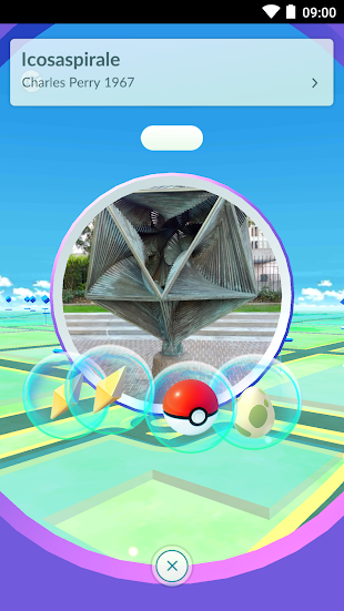 Pokémon GO- screenshot thumbnail