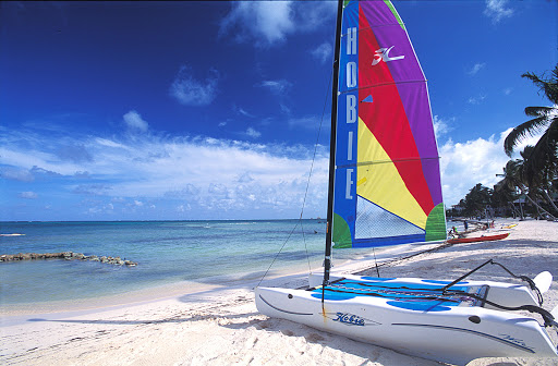 Hobie-craft-in-Belize.jpg - Set sail in Belize.