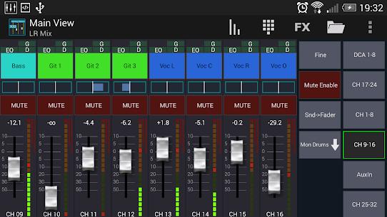 Mixing Station XM32 Pro 1
