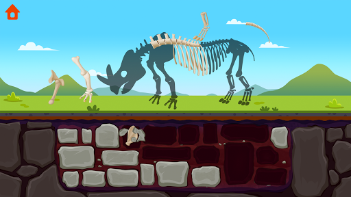 Dinosaur Park 2 - Simulator Games for Kids android2mod screenshots 2
