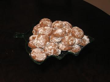 Chocolate Hazlenut Cookies Recipe